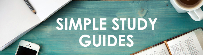 Simple Study Guides Header
