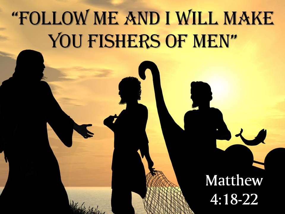 quot follow me and i will make you fishers of men quot  in god s boot camp clip art kids free boot camp clip art black and white