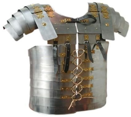 Roman breastplate