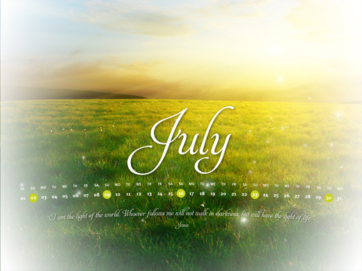 Image result for the month of july images