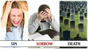Your 3 Biggest Problems - Sin, Sorrow, and Death