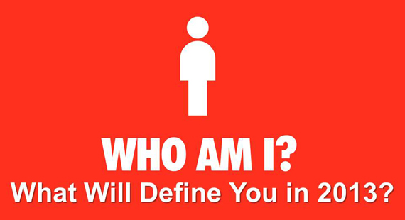 Who's defining whom?