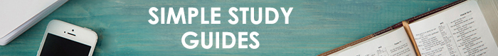 Simple Study Guides Banner
