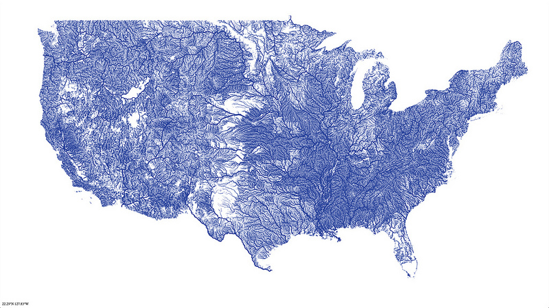 US Rivers 01
