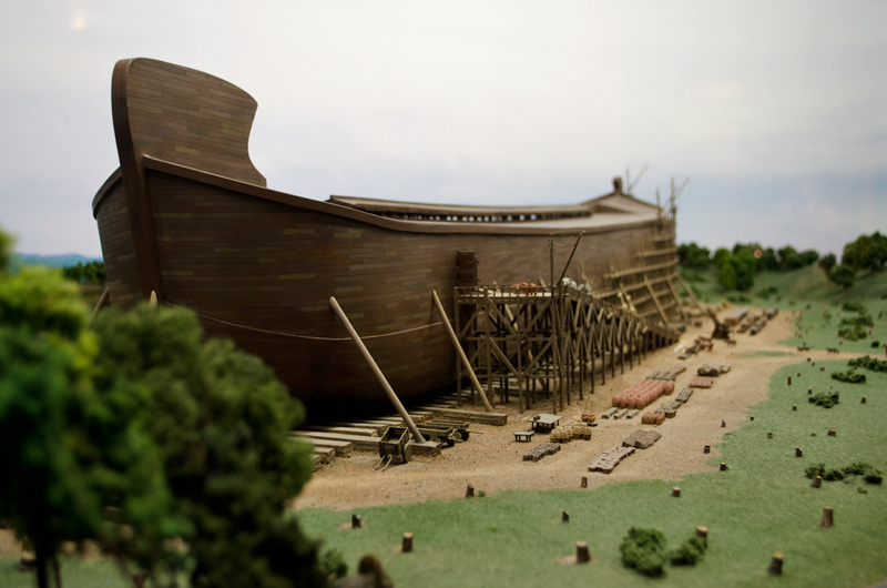 Creation Museum Photo Tour In God 39 S Image