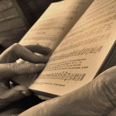 Don't Overlook Those Old Hymns