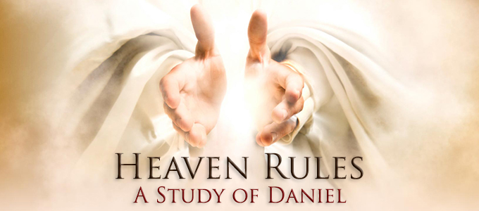 Heaven Rules Banner