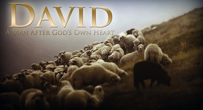 David a Man After Gods Own Heart