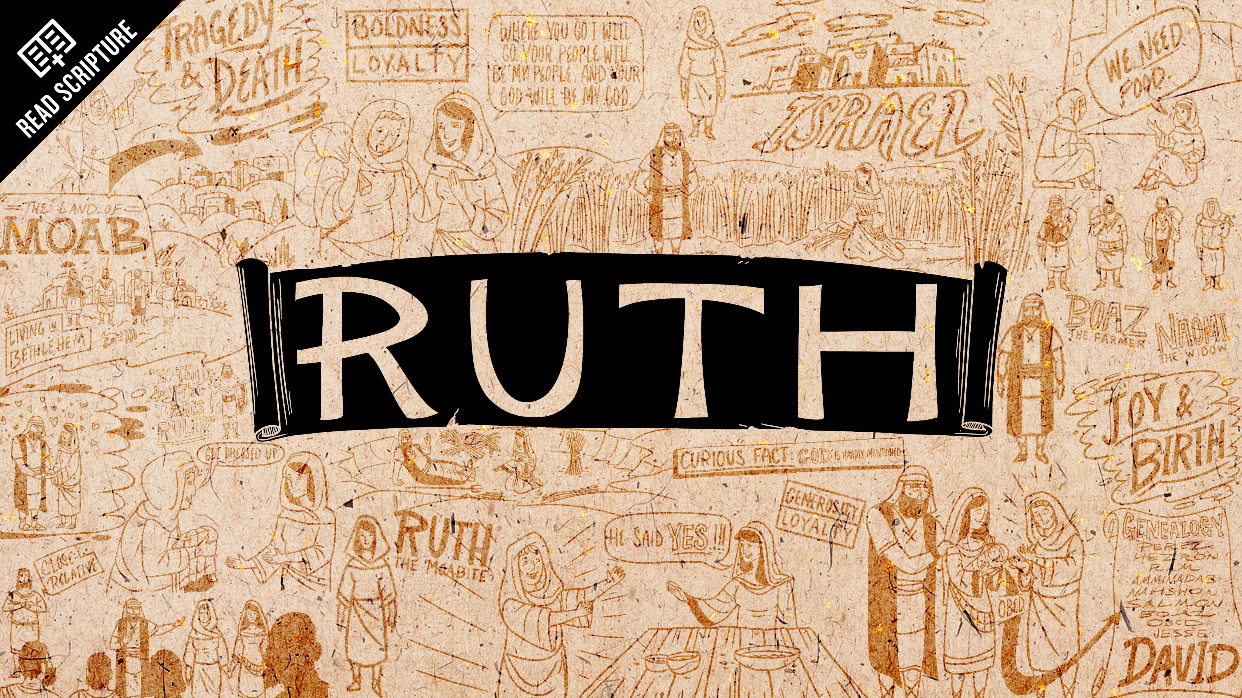What's the Book of Ruth All About? – In God's Image Book Of Ruth