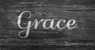 "Spiritual Fuel for the Day: ""My Grace is Sufficient For You"""