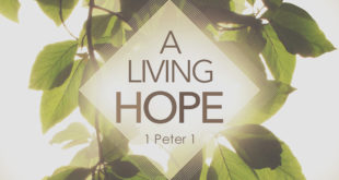 Born Again to a Living Hope