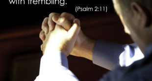 Psalm 2: Rejoice with Trembling