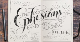 A Wealth of Spiritual Blessings in Christ