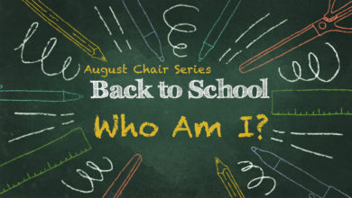 Photo of Back to School: Who Am I?