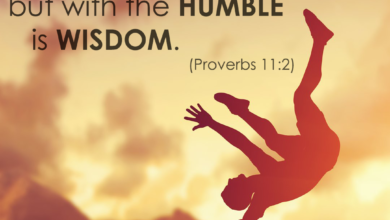 Photo of Weekend Wisdom – Proverbs 11:2